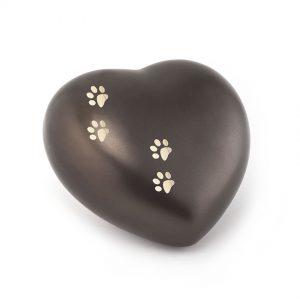 Dieren urnen - Hartvormige Urn