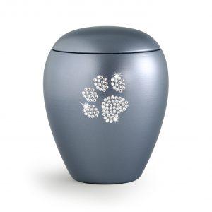 Dieren urnen - Pootafdruk